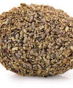 Uovo di pasqua al pistacchio puro